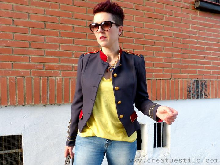 La condesa, chaquetas especiales