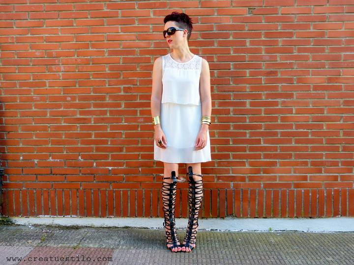 Vestido blanco con dorado (8)