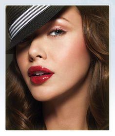Maquillaje para fiestas navideñas (1)