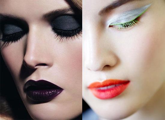 Maquillaje para fiestas navideñas (2)