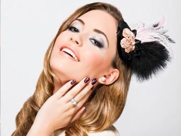 Maquillaje para fiestas navideñas (6)