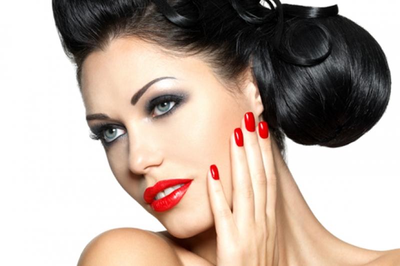 Maquillaje para fiestas navideñas (7)