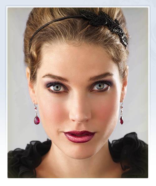 Maquillaje para fiestas navideñas (9)